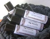 Horchata Lip Balm, With Unrefined Cocoa and Shea Butter
