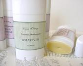 Nag Champa Natural Deodorant Stick, Moisturizing Odor Protection in Any Scent, corn free formula