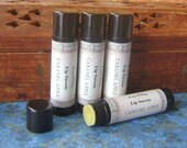 Caramel Apple Lip Balm with Cocoa and Shea Butter