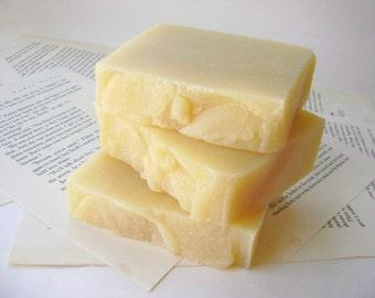 Morning Rush, Handmade Soap with Eucalyptus, Peppermint, and Tea Tree Oil bar soap