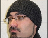 Simple Beanie Hat - Made to Order - Gift for Him - Men Teens Boys Unisex - Warm Winter Gifts