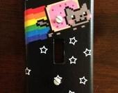 Poptart / Nyan Cat Light Plate