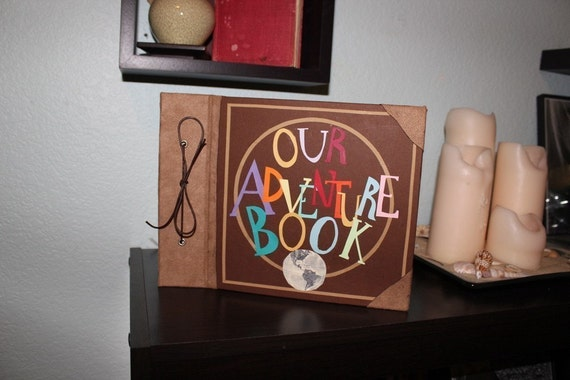 Adventure Book Inspired by the movie Up