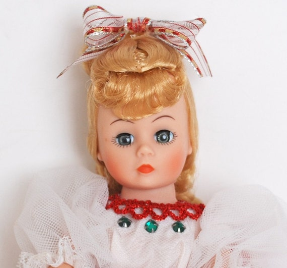 Madame Alexander Holly Cissette Doll 1135