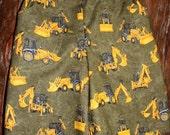 Digger / construction shorts, size 1T, Last Pair, READY TO SHIP