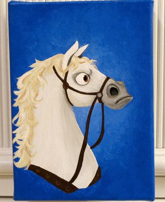 Tangled - Maximus the horse