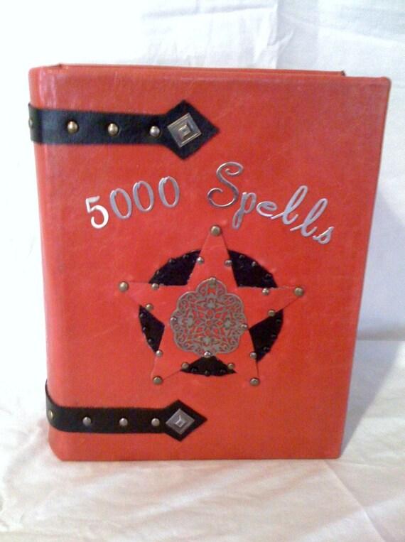 The Element Encyclopedia of 5000 Spells by Judika Illes