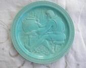 1939 New York World's Fair Potter Plate