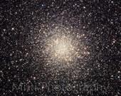 Globular Star Cluster - Photograph 8x10 (m22)