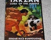 Tarzan - Lord of the Jungle - Edgar Rice Burroughs - First Edition - 1928