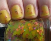 Sulfur Nail Polish MINI Size - New Glitters