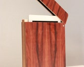 the HAULER wood Ipad case ( ALL iPADS 1,2 and 3)