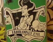 Disney Halloween ID Badge Ella, the Wicked Stepmother