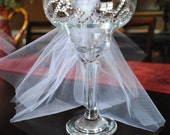 Bride Margarita Glass- Wedding