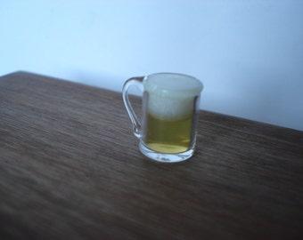 Miniature beer glass