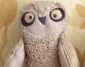 RESERVED  Owly owl by Wassupbrothers