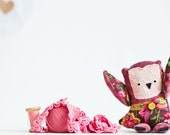 Clarissa - Little pink  owl
