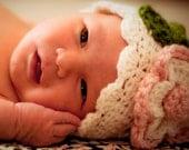 2 Newborn Hats RESERVED FOR KRISTIN