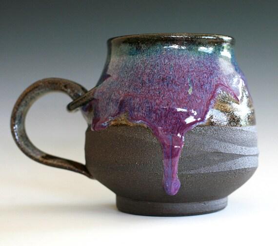 EXTRA Large Coffee Mug, Holds 30 oz,, handmade ceramic cup, coffee cup