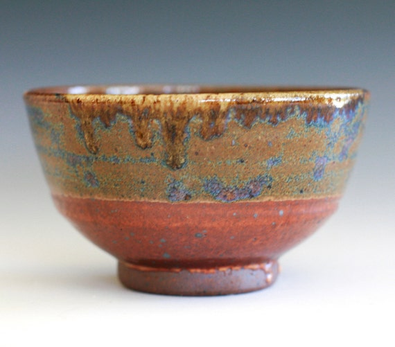 Tea bowl Chawan, handmade ceramic tea bowl, handmade pottery