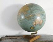 RESERVED FOR DANGLARD-vintage globe