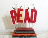 read: vintage letters