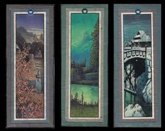 Hasui Bridge Bookmarks bmls011