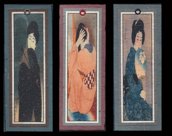 Shinsui Bijin Bookmarks bmcs005
