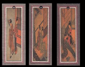 Ukiyoe Bijin Bookmarks bmcs017
