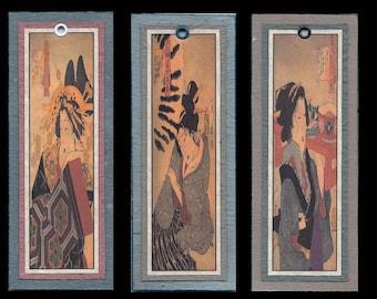 Ukiyoe Bijin Bookmarks bmcs022