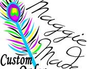Custom Listing for Nicolle P.