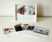 SALE 2012 Photo Wall Calendar N.1, 8x10 Nature Fine Art Photography, Home Decor, New Year, Home Office