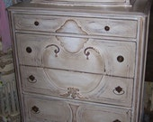 "ARTISTIC Signature "" Shadowed  "" Furniture - Antique Highboy One of a KINDS - ALWAYS -"