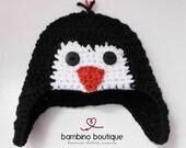 Baby Penguin Hat