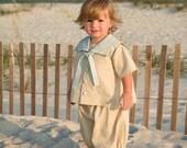 Little Boy Vintage Sailor