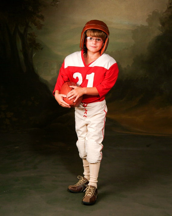 Vintage Football Uniform