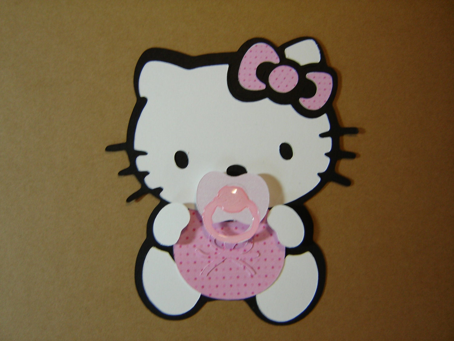hello kitty decorations for baby shower hello kitty wall decor by