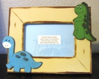 4x6 Dinosaurs picture frame