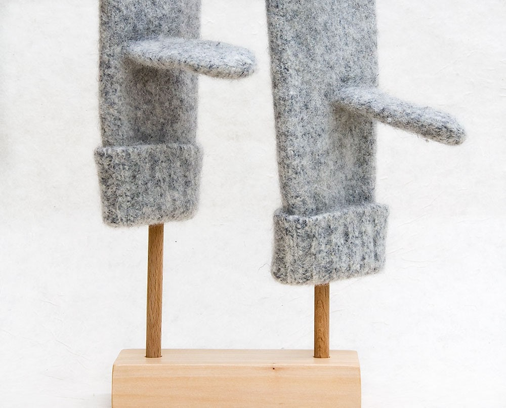Mitten Drying Rack Washing Up Gloves Holder Dryer By