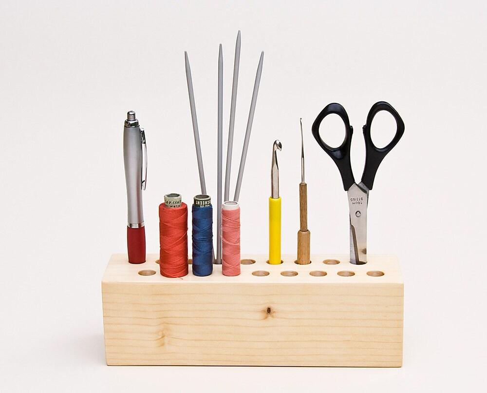 Sale 50% f Desk Organizer Wood Pen Holder Pencil Holder