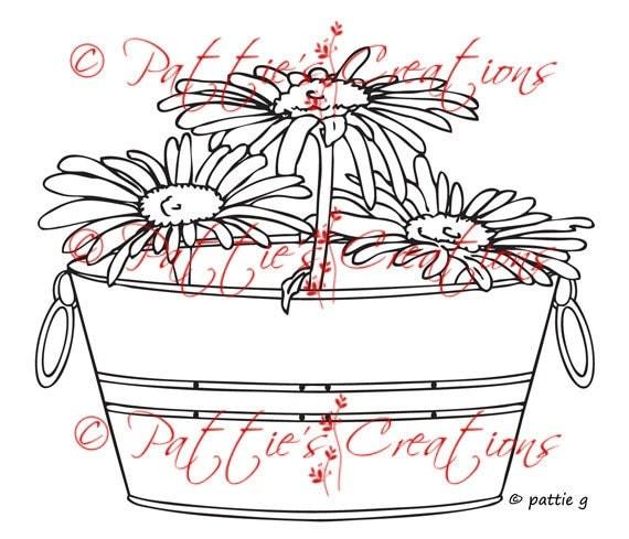 Bloomin' Bucket