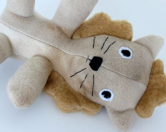 Stuffed Animal: Tan Baby Lion