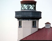 Lime Kiln Lighthouse WA 8x10 photograph
