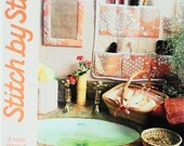 Craft Book 1980's Patterns Stitch By Stitch Vol 3 How To Sewing Knitting Crochet