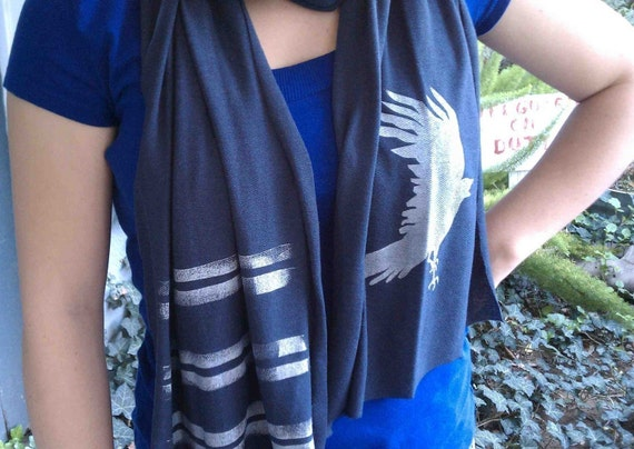 Harry Potter Ravenclaw T-shirt Scarf