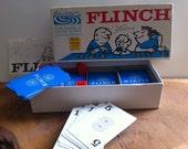 Vintage 1963 Flinch Card Game Recently Reduced