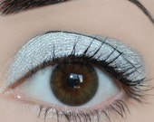 Platinum - Metallic Collection - Carina Dolci Mineral Eye Candy Shadow VEGAN