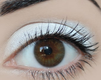 Whipped Cream - Carina Dolci Mineral Eye Candy Shadow - VEGAN