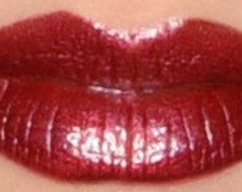 Red Velvet Cake - Lip Frosting - Lip Concentrate Gloss by Carina Dolci Cosmetics - VEGAN