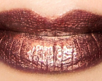 Espresso - Lip Frosting - Lip Concentrate Gloss by Carina Dolci Cosmetics